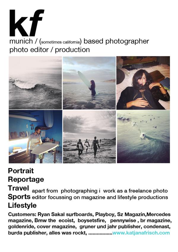 Photographer / Photo Editor