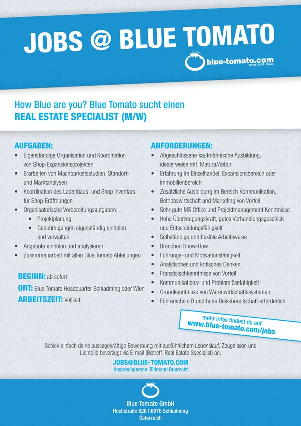 Real Estate Specialist