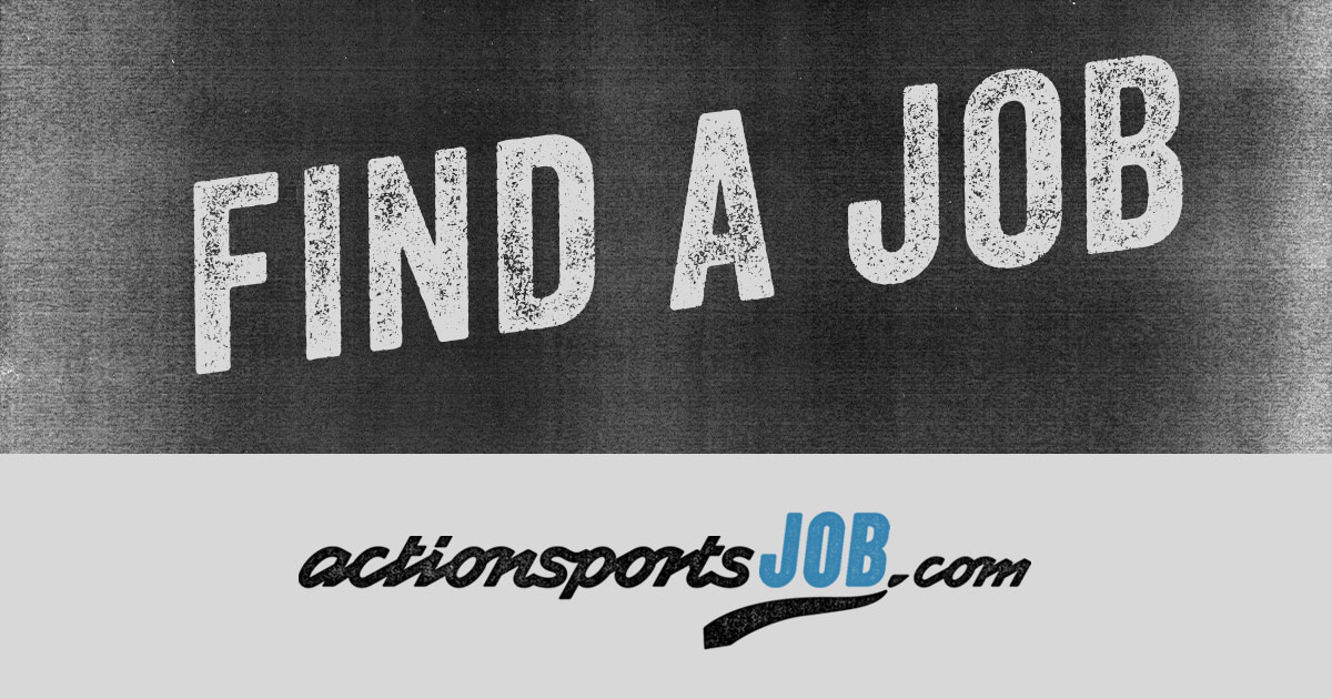 Jobs in action sports across europe