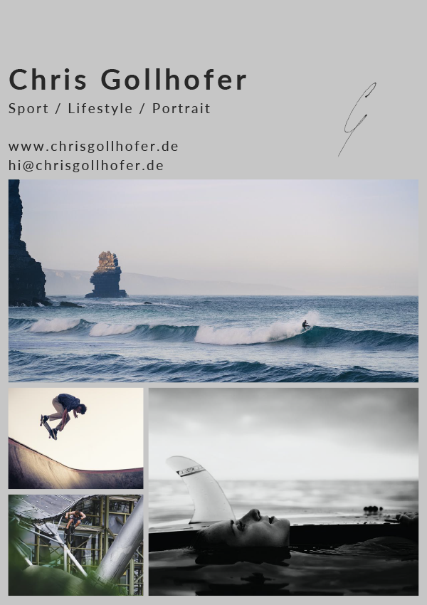 Sport and lifestlye photography, portraits