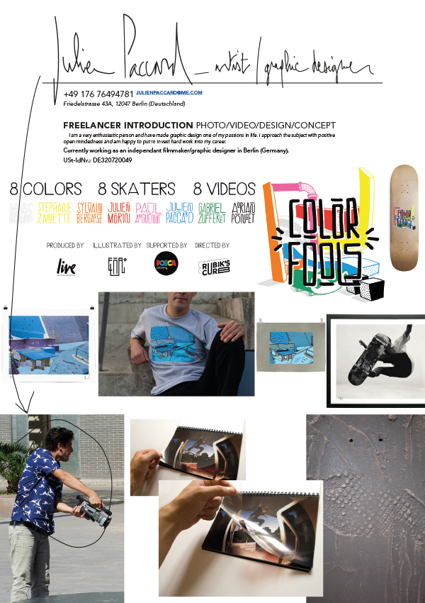 Design + Concept + Film