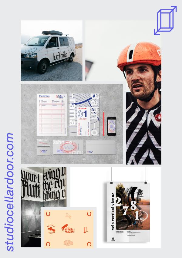 Art direction, graphic + web design