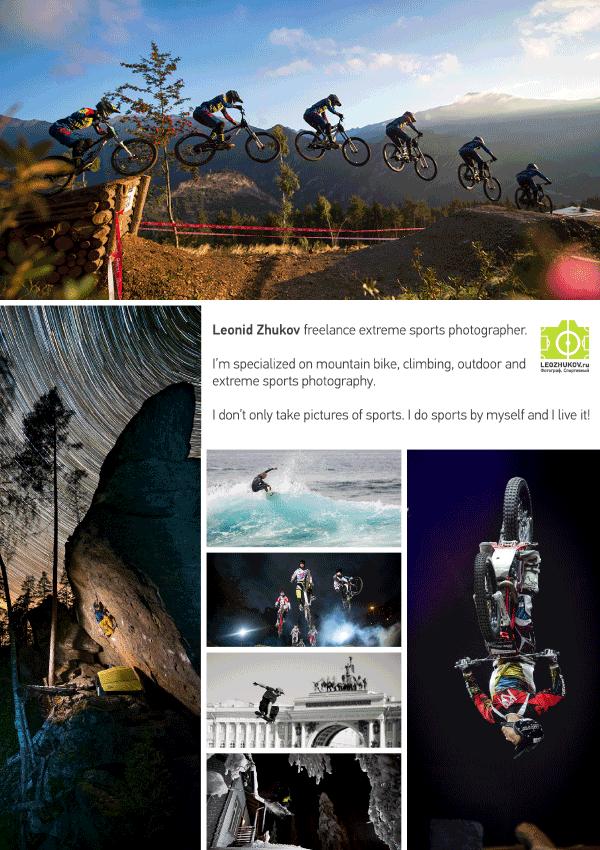 extreme sports photographer