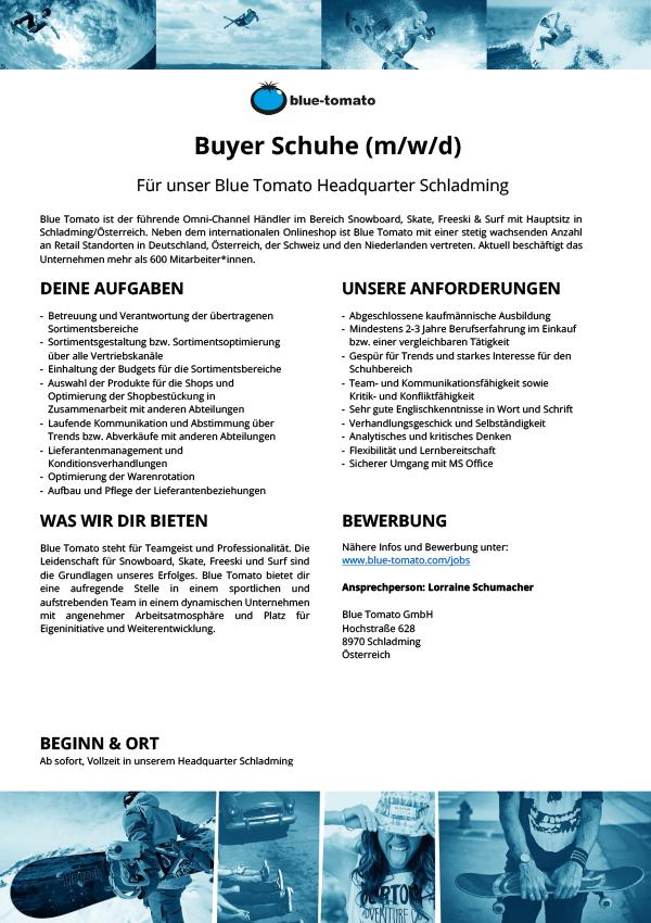 Buyer - Schuhe (m/w/d)
