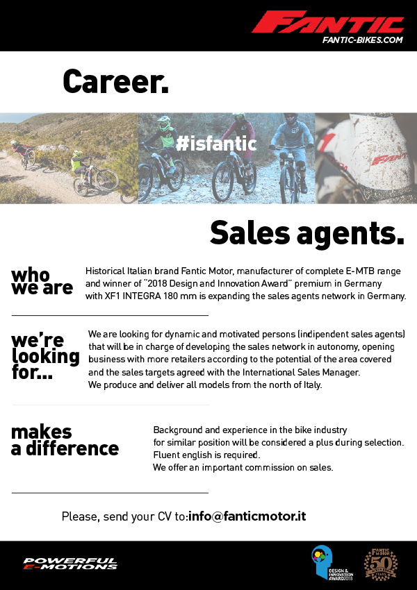 Sales Agent emtb