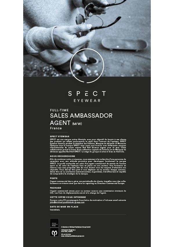 Sales Ambassador Agent