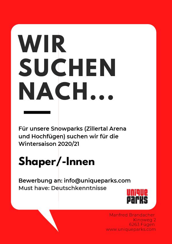 Shaper/-Innen