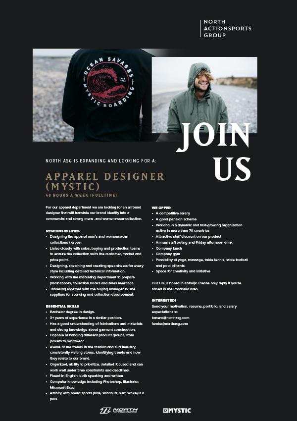 Apparel Designer (Mystic)