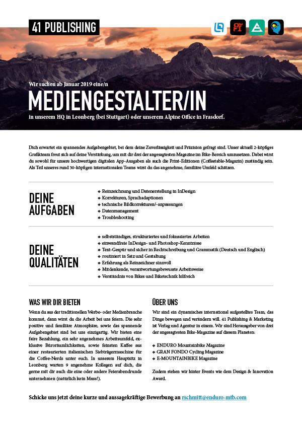 Mediengestalter/in